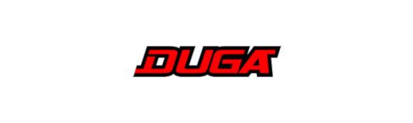 DUGAのメインロゴ