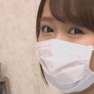 マスク美人な白石茉莉奈の笑顔