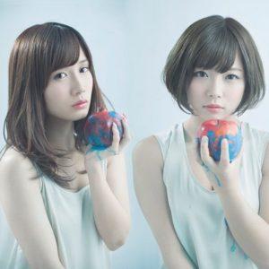小島みなみと紗倉まなの音楽ユニット『おとといフライデー』の画像