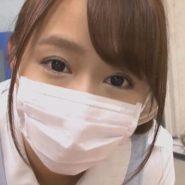 歯科助手・白石茉莉奈のプリーツマスク画像