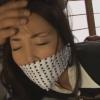 熟女の猿轡と美少女のガムテープギャグのSM・緊縛調教動画AV