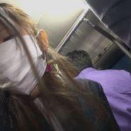 鍵付き猿轡をつけられマスクを着けられ痴漢レイプされる会社員のOL