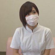 ショートカットのマスク美人な歯科助手の画像