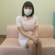 爆乳のマスク美人な歯科助手さんがAV出演