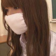 DUGAで販売されてる波多野結衣のガーゼマスクがあるフェチなAV動画の画像