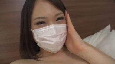 つり目なマスク美人のかわいい画像