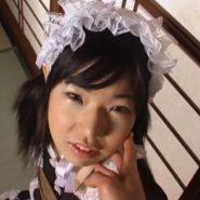 緊縛SM調教される童顔丸顔のゴスロリメイド美少女