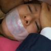 口をテープをで塞がれレイプされるギャル・女性被害者