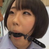 スカトロAV動画:猿轡されながらうんこpart2