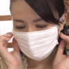 ガチオタクな50代熟女がマスクで顔を隠し本気オナニーなエロ動画
