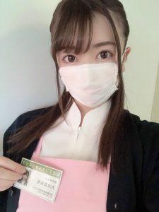 大浦真奈美のマスクフェチな画像