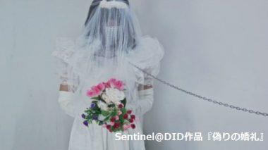 Bride bondageウェディングドレス緊縛