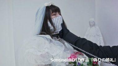 Bride bondage:猿轡をされた花嫁