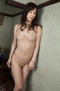 ボディースーツの美熟女・澤村レイコ