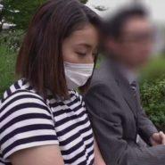 Gカップ巨乳の人妻NTR・寝取りAV出演