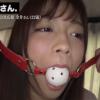マスクの下に口枷・ボールギャグのMGSプレステージ動画