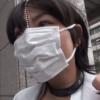 卯水咲流のマスク&鼻フック