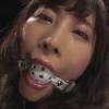 葉月桃をボールギャグと猿轡で調教すSM動画