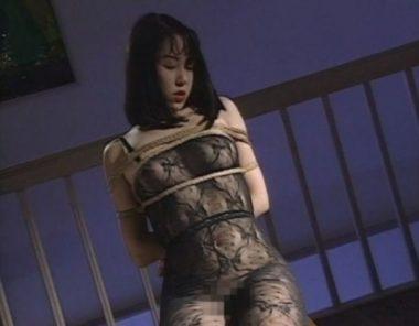 昭和の美人AV女優を緊縛SM
