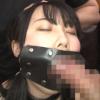 開口マスクで肉便器調教を受ける黒崎さく