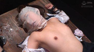 呼吸制御拷問で失神する加賀美さら