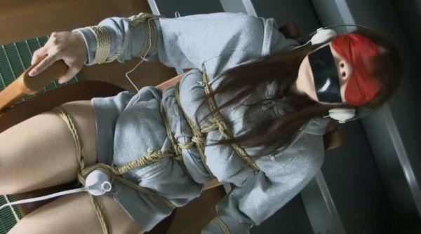 ミラクルの「感覚遮断監禁」のAV