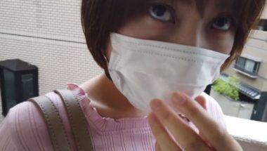 マスクを外すように命令された志田紗希
