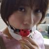 志田紗希の口枷マスクプレイのAV動画