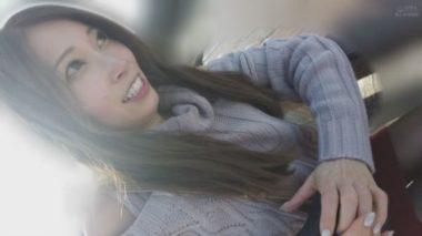 セーター姿の佐伯由美香