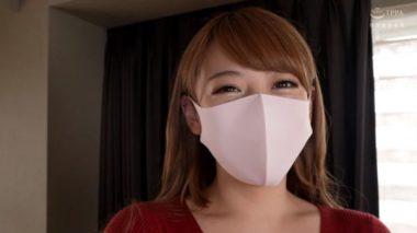 マスク美人のギャルみく